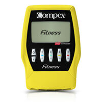 Compex Fitness Muscle Stimulator - Prevents Injury, Recovery Aid, Home, Gym