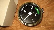 Bundeswehr  Voltmeter Unimog 404 Funkkoffer  neu