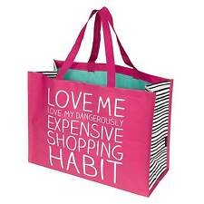 My Dangerously Expensive Shopping Habit Bag by Happy Jackson and Wild & Wolf
