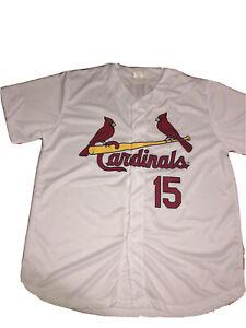 St. Louis Cardinals Jersey XL