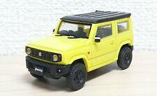 1/64 Aoshima JB64 SUZUKI JIMNY YELLOW suv jeep truck car model