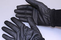 Ladies Winter Golf Gloves 1 Pair Windstopper Style All Weather Pair S M  L Black