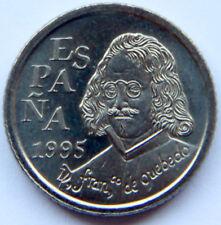 España Juan Carlos I 10 Pesetas 1995 km-947 Quevedo (Rollo De Menta)