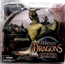 McFarlane Eternal Dragon Series 1 Quest for Lost King Action Figure New 2005