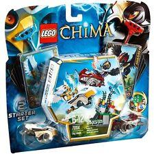 70114 SKY JOUST lego legos NEW speedorz ERIS RAWZOM starter set legends of chima