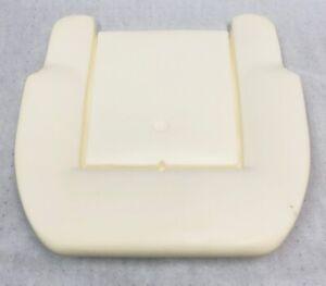 Jaguar XJS, Bottom / Cushion Seat Pad, Foam, 1975-1988