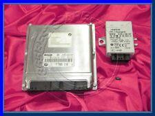 BMW E39 5'ies 3.0d M57 Set ECU Unità Controllo Motore Diesel DDE EWS Chip Per Chiave