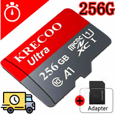 Memory Card 64GB 128GB 256GB Micro Class10 Fast Flash TF for Cell Phone Samsung