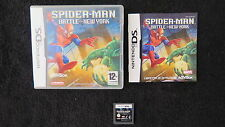 DS : SPIDER-MAN : BATTLE FOR NEW YORK - Completo, ITA ! Spiderman!Comp 2DS e 3DS