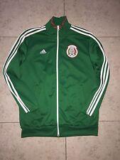 Adidas Mexico Jersey Tracksuit Training Jacket Medium