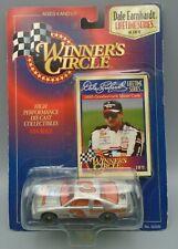 NASCAR Lifetime Series #3 Dale Earnhardt Goodwrench Die Cast 1:64 Chevy Race Car