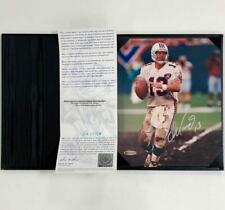 Dan Marino autograph Miami Dolphins signed Mud 8x10 photo UDA COA Upper Deck