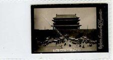 (Ga4408-100) Ogdens Guinea Gold, The Great Gate of Pekin, CHINA 1900 EX