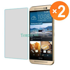 2 Pack For HTC Bolt/10 evo Premium Real Tempered Glass Screen Protector Guard