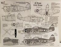 1//72 SuperScale Decals US Navy Avenger TBM-1 VC-13 TBM-3 VC-76 VT-46 VT-82