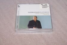 Glenn Gould Plays Bach: The Well Tempered Clavier Books I & II (CD, Sep-2012, 4