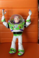 Toy Story 4 Ultimate Walking Talking Buzz Light year Action Figure Clean