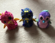 Hatchimals Twins and Owl Electronic Toys