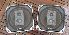 Casse Sony XS-618 a 3 vie in strontium vintage