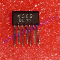 1PCS  2SK389BL ZIP-7 TRANSISTOR JFET N-CHANNEL DUAL 2.6MA I(DSS)