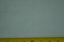 By 1/2 Yd, Light-Blue & White Squares, Quilting Cotton, JoAnn/Tracy Porter M7324