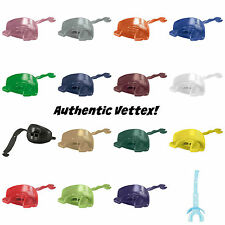 VETTEX DOUBLE MOUTHGUARD w/ Lip Guard Protection FOOTBALL Mouthpiece ADULT YOUTH