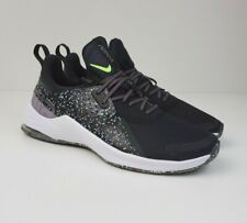 Nike Air Bella TR 3 AMP Training Shoes Women's Size 11 Black White CJ0844 001
