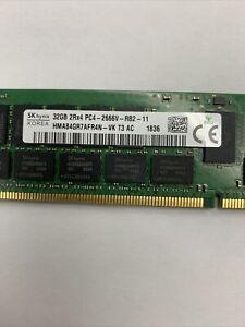 SK Hynix 32GB 2Rx4 PC4-21300 DDR4-2666 ECC Server Memory - HMA84GR7AFR4N-VK