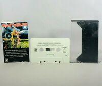 Iron Maiden Self-titled 4XT-12094 USA Harvest 1980 Cassette