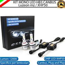 KIT MONO LED MONOLED HB3 6500K CANBUS 12000 LUMEN LED XHP50 KIA PICANTO JA
