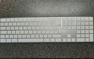 Key & Clip for Apple Magic Keyboard Numeric A1843 Wireless