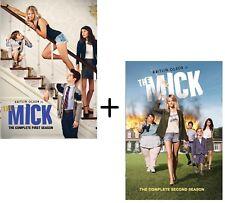 THE MICK 1+2 (2017-2018): COMPLETE Kaitlin Olson Comedy TV Season Series NEW DVD