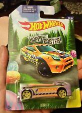 2015 Hot Wheels Wal-Mart Happy Easter Series 5/6 Deora II Lt Purple w/ PR5s