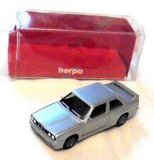 HERPA 3061 BMW M3 (E30), SILBER met., 1/87, mint in box