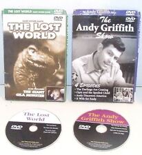 The Lost World    AND    The Andy Griffith Show