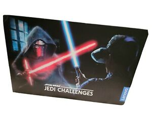 Boxed Lenovo Star Wars Jedi Challenges AR Bundle RRP £159.99. Complete Used once