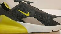 Nike Air Max 270 mens trainers running fitness shoes EU42 UK8.5 US9