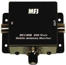 MFJ-908 Mobile HF Antenna L-Matcher for Ham Sticks, Screwdrivers, etc.