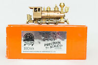 RARE HON3 BRASS PSC PRECISION SCALE 0-6-0T D&RG 105 RGS 14 BACKHEAD SUPER DETAIL