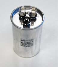 Nordyne Dual Capacitor 50//7.5 370V Rnd OEM 01-0273