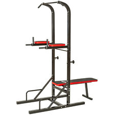 330lbs DIP Station Chaise romaine Marbosport Traction Musculation Power Tower