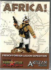 Artizan and Northstar 28mm Metal French Foreign Legion figs. (22)