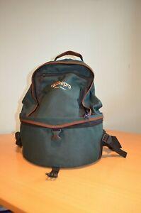 Lowepro Orion Trekker Camera backpack rucksack. Padded. Dark green.