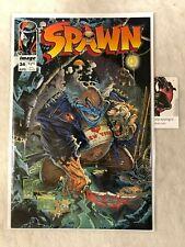 "SPAWN #34 (1995) Image Comics ""Ripples"" VF/NM"
