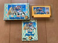 Super Mario Bros 3 BOX and Manual Famicom  Japan NES Nintendo