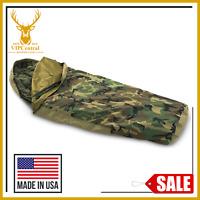 USA Military Goretex Sleeping Bag System Sleep Piece Cover Issue Surplus Camo