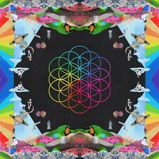 COLDPLAY - A HEAD FULL OF DREAMS  CD NEUF