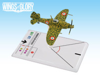 AGSWGS104B Wings Of Glory Reggiane Re.2001 Falco II Cerretani