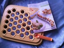 Tupperware Teigfalle Ravioliform Happy snack happysnack gelb D 145