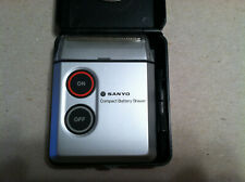 SANYO Travel Battery Shaver  USED